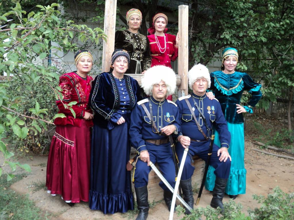 Народный ансамбль казачьей песни «Берегиня»
