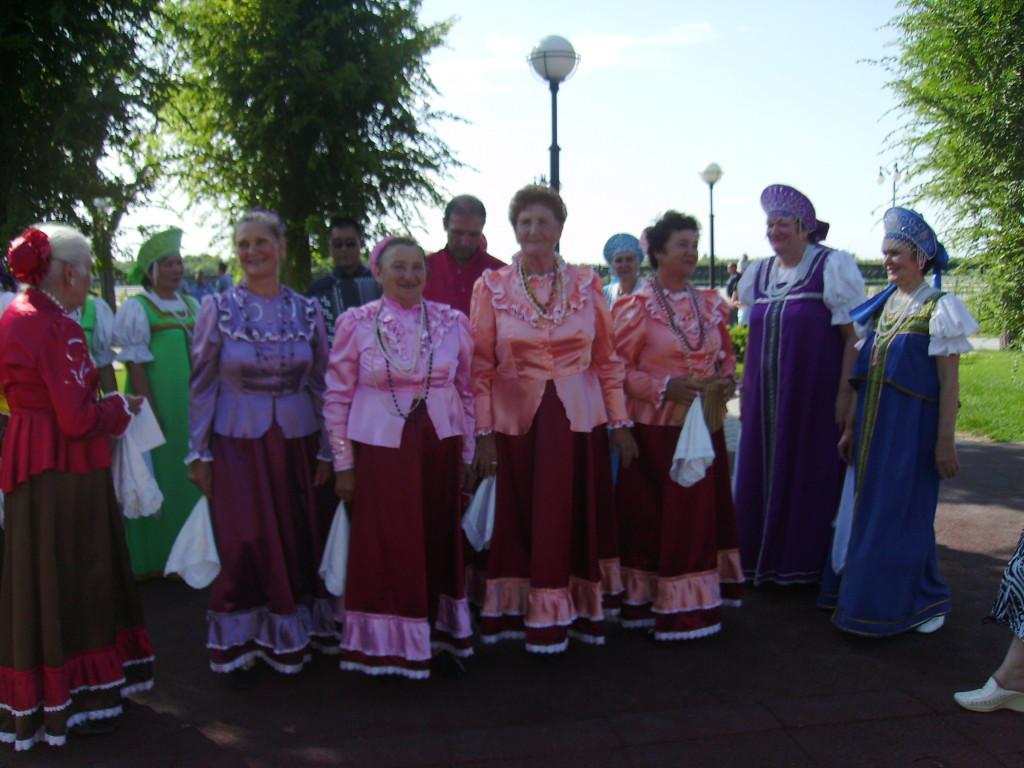 Народный ансамбль «Думка»