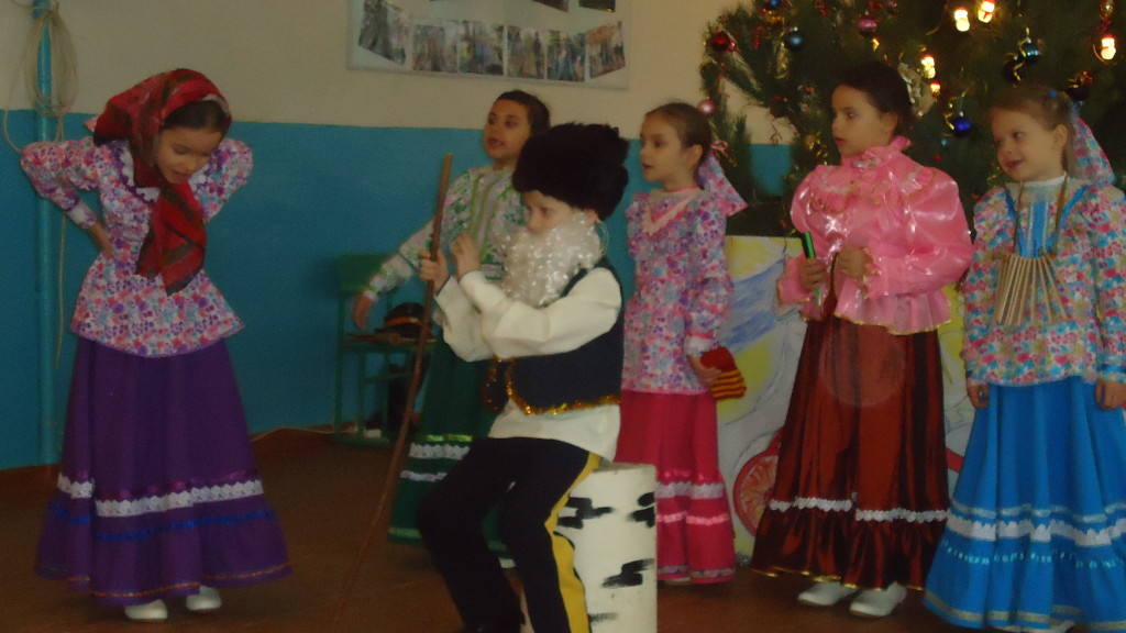 Детский казачий ансамбль «Казарла»