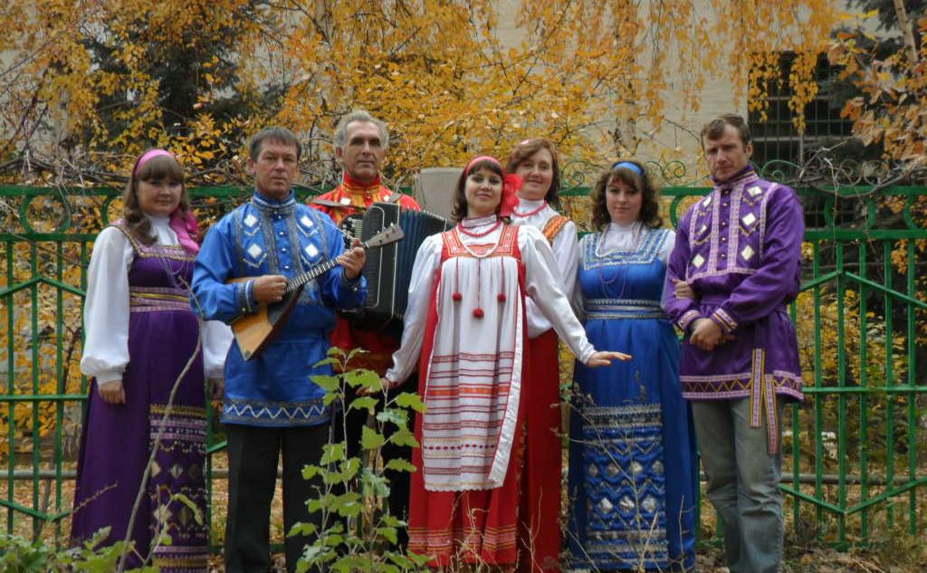 Народный ансамбль «Родник»
