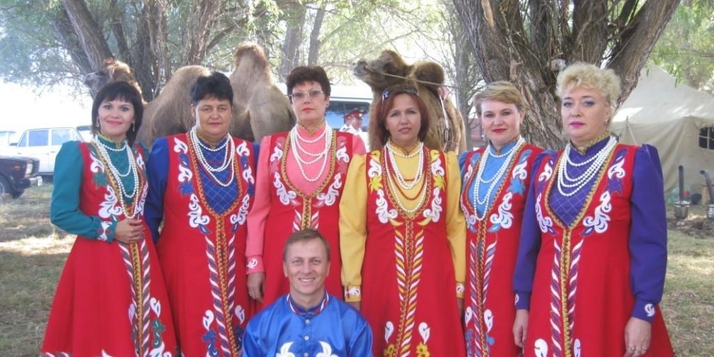 Народный ансамбль «Россияне»
