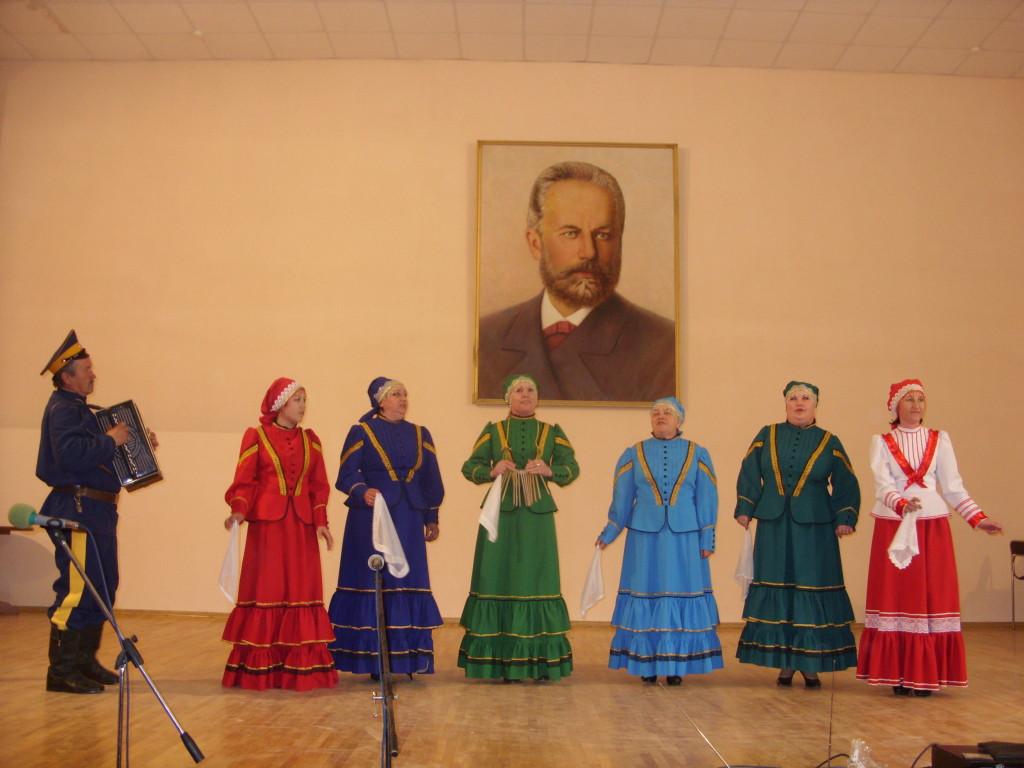 Народный коллектив казачьей песни «Соседушки»