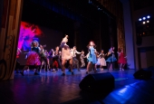Торжественное закрытие XII Фестиваля проектов социализации