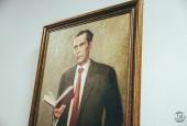 В АГУ открылась галерея ректоров