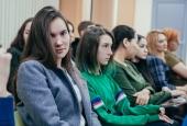 Визит Алексея Лысенкова в АГУ