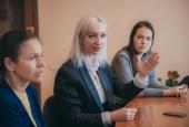 Встреча с Иолой Монаховой