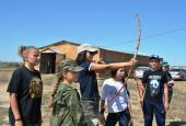 Станица «Атаманская» провела военно-полевой выход для взрослых и детей