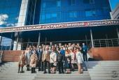 Встреча выпускников физико-математического факультета