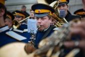 Казачий парад в Новочеркасске принял Патриарх