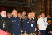 01.10.2012 IV всемирный конгресс казаков г. Новочеркасск сентябрь 2012