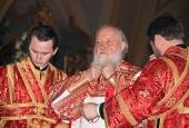 08.05.2013 Рукоположение отца Антония во епископа Ахтубинского и Енотаевского