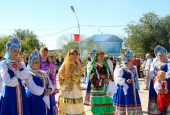 10.09.2012 Областной праздник Казачья станица