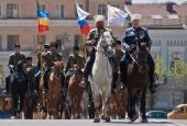 28.04.2013 Завершение конного похода