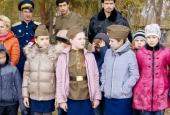 08.11.2013 Детская казачья смена имени Петрова