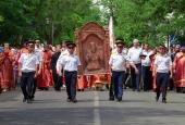 Крестный ход. День Кирилла и Мефодия