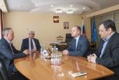 Астраханский госуниверситет подписал соглашение о сотрудничестве с филиалом Московского авиационного института