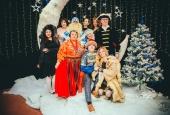 В Астраханском госуниверситете прошёл бал-маскарад