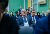 Открытие совета главных инженеров РЖД