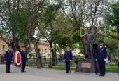 Астраханские казаки почтили память героев Великой Отечественной войны