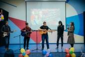 Татьянин день в колледже АГУ отметили праздничным концертом