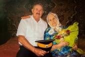 Матери астраханского казака сегодня исполнилось 100 лет!