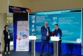 Астраханский госуниверситет впервые представил проекты в «Экспоцентре»