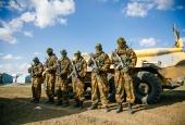 В Астраханской области стартовали весенние военно-полевые сборы казаков
