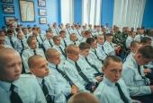Первое сентября в казачьем кадетском корпусе