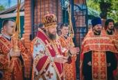 Казаки отпраздновали Светлое Христово Воскресение