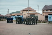 Казачьему генералу показали кадетский корпус