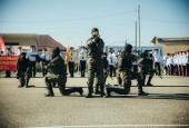 День знаний в казачьем кадетском корпусе