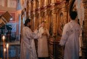 Казаки отпраздновали Крещение Господне