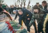 Казаки  почтили память защитников Отечества
