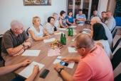 Подписание соглашения между Астраханским государственным университетом и Черноярским районом