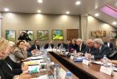 Ректор АГУ принял участие в заседании Координационного комитета кафедр ЮНЕСКО России