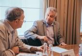 Константин Маркелов: Концентрировать работу по каспийской тематике надо в АГУ
