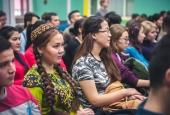 Студентов АГУ призвали к уважению традиционных ценностей