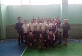 Военно-патриотические занятия в Бузане