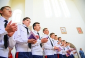 Кадеты казачьего корпуса получили аттестаты