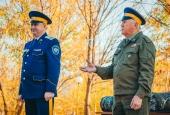 Астраханские казаки встретились на военно-полевых сборах