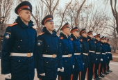 Казаки почтили память героев - защитников Отечества