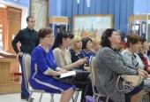 В музее боевой славы прошёл круглый стол «Астраханское казачество в начале XX века»