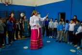 Красноярские казаки рассказали, как проводят занятия с молодежью