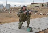 В Астраханской области прошли традиционные военно-полевые сборы казаков