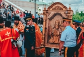 Казаки отпраздновали День славянской письменности и культуры