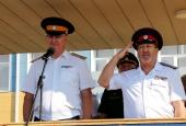 В казачьем кадетском корпусе отметили День знаний
