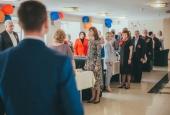 В Астраханском госуниверситете ветеранов поздравили с Днём Победы