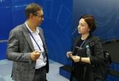 Делегация Астраханского госуниверситета приступила к работе на «Зимнем острове»