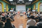 С главным о главном: в АГУ прошла встреча ректора с первокурсниками