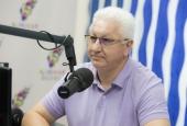 Подписание соглашения между АГУ и радиостанцией